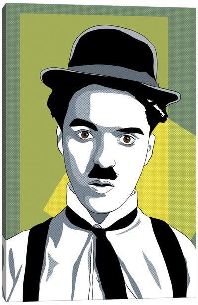 Quizzical Charlie #2 Canvas Art Print