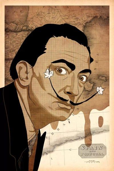 Salvador Dali - Art, Clocks & Life - Biography