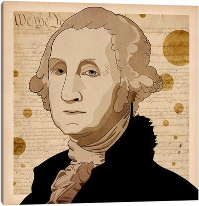 Liberty and Strength #2 Canvas Art Print