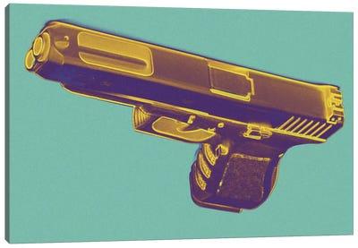 Tropics and Guns Canvas Art Print