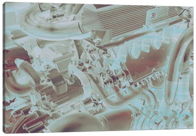 Pinnacle of Power Canvas Print #ICA807
