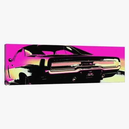American Muscle Vice Canvas Print #ICA819} by 5by5collective Canvas Art Print