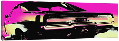 American Muscle Vice Canvas Art Print