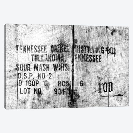 Tennessee Whiskey Barrels Canvas Print #ICA838} by 5by5collective Canvas Art Print