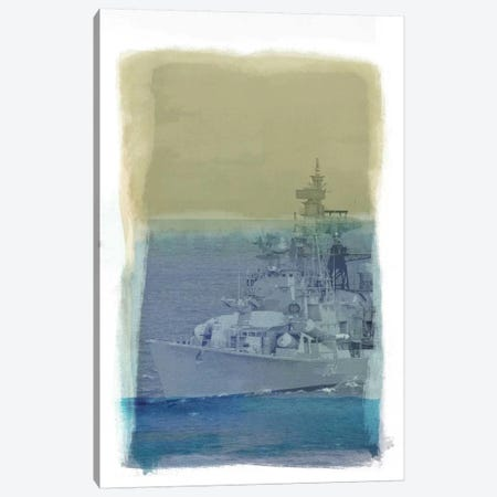 Wrangle the Seas Canvas Print #ICA851} by 5by5collective Art Print