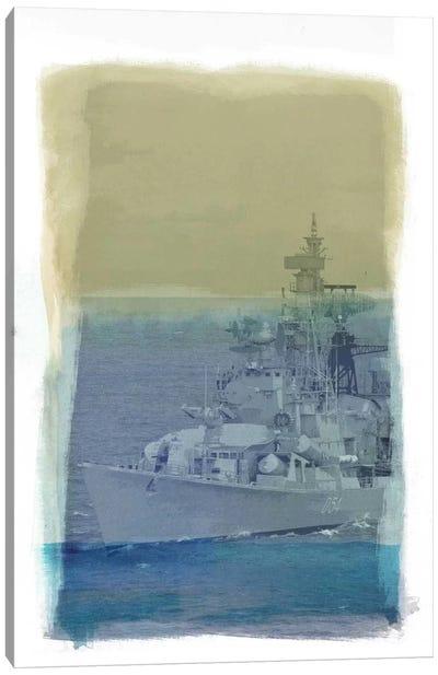 Wrangle the Seas Canvas Art Print