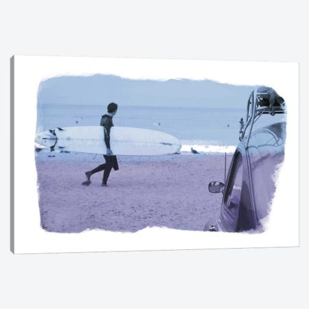 Check the Surf Canvas Print #ICA852} by 5by5collective Art Print