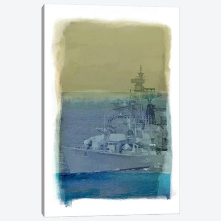 Wrangle the Seas #2 Canvas Print #ICA857} by 5by5collective Canvas Artwork