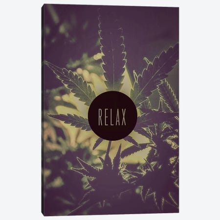 Relax Canvas Print #ICA861} by Unknown Artist Canvas Wall Art