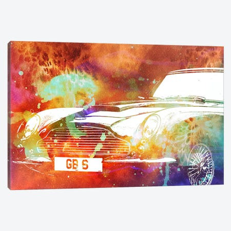 Solar Roadster Canvas Print #ICA981} by 5by5collective Canvas Art Print