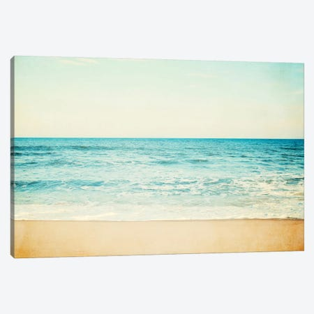 Carefree Canvas Print #ICS116} by Carolyn Cochrane Art Print