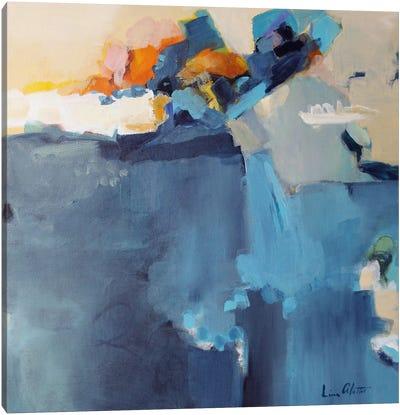 Dizzy at the Edge Canvas Art Print