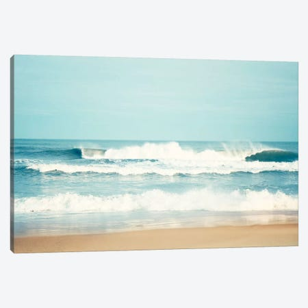 Salty Sea Air Canvas Print #ICS132} by Carolyn Cochrane Canvas Art