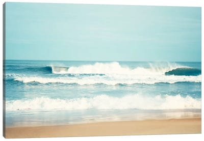 Salty Sea Air Canvas Print #ICS132