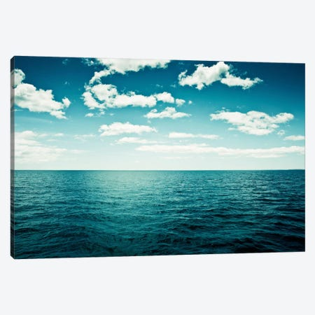 Spell of the Sea Canvas Print #ICS140} by Carolyn Cochrane Canvas Art Print