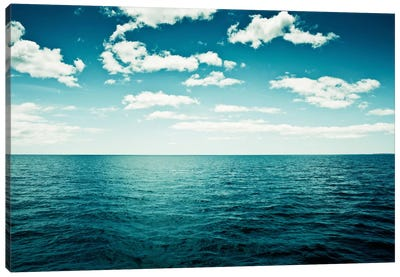 Spell of the Sea Canvas Print #ICS140