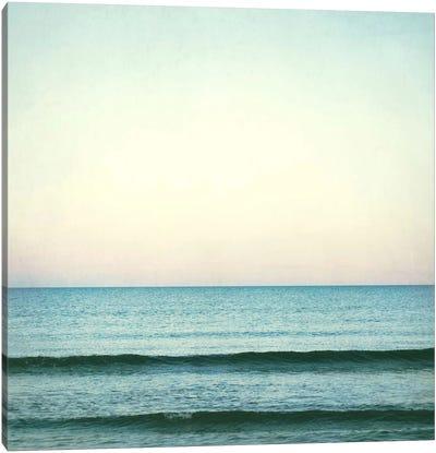 The Distant Horizon Canvas Art Print