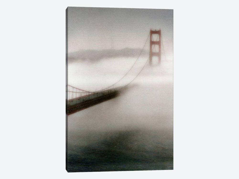 The Fog Comes In by Laura Culver 1-piece Canvas Artwork