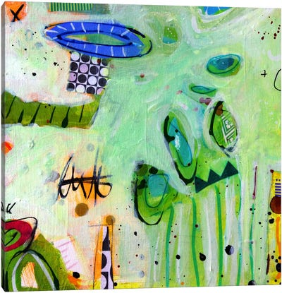 Ms. Alice & Peep's Long Story No.9 Canvas Art Print