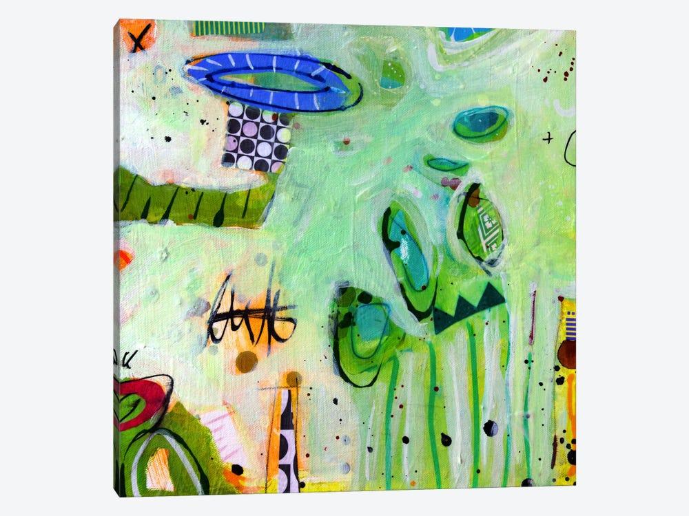 Ms. Alice & Peep's Long Story No.9 by Gina Cochran 1-piece Canvas Art
