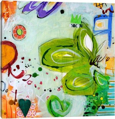 Ms. Alice & Peep's Long Story No.10 Canvas Art Print