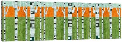Birches in Spring Canvas Art Print