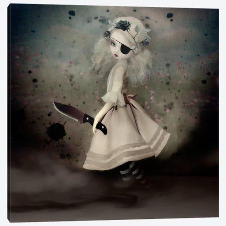 Broken Dawn Canvas Print #ICS15} by Art & Ghosts Canvas Print