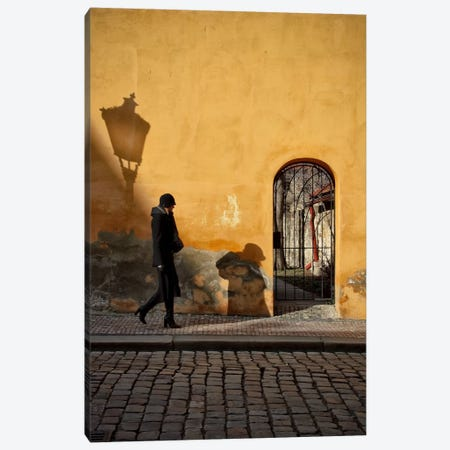 Malá Strana Canvas Print #ICS168} by Stefano Corso Canvas Art Print