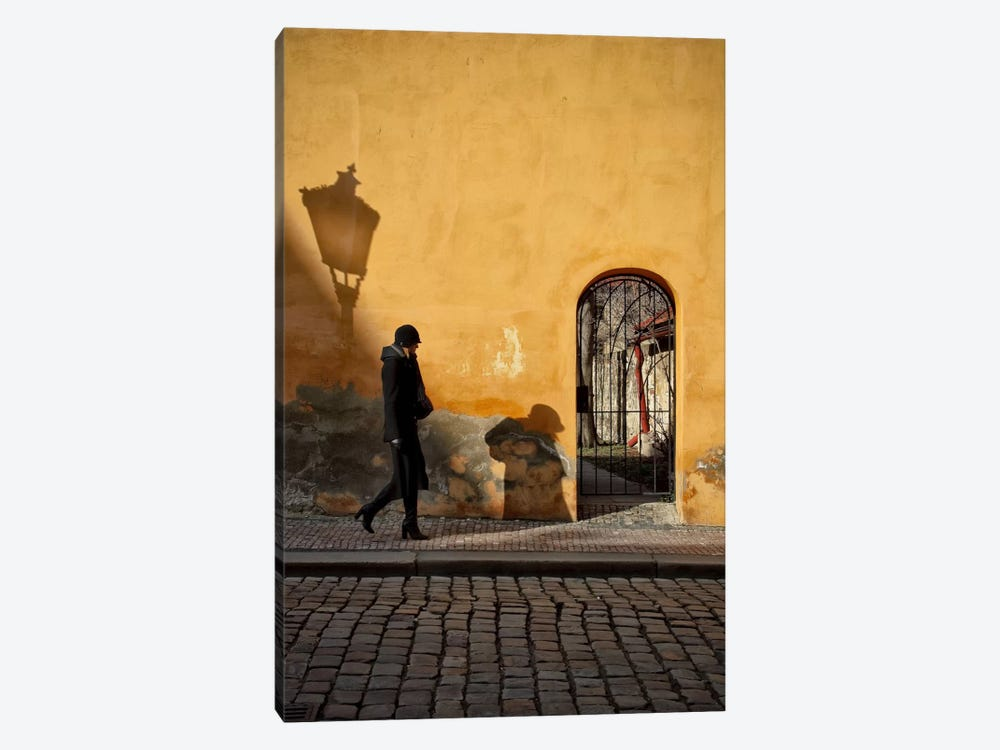 Malá Strana by Stefano Corso 1-piece Canvas Art Print