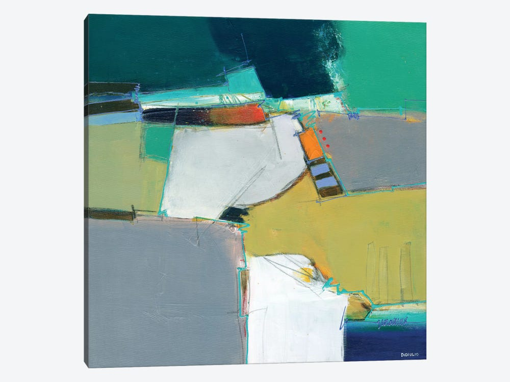 Raleigh by Joe DiGiulio 1-piece Canvas Art