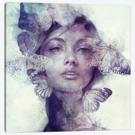 Adorn 3-Piece Canvas #ICS186} by Anna Dittmann Canvas Artwork