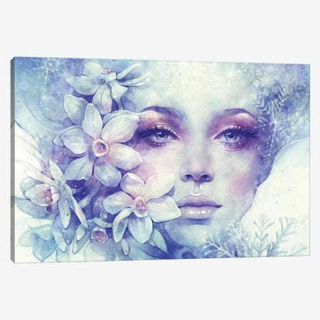 December Canvas Print #ICS188} by Anna Dittmann Canvas Print