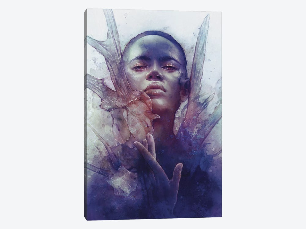 Prey by Anna Dittmann 1-piece Canvas Wall Art