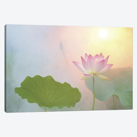 Serenity Canvas Print #ICS209} by Bahman Farzad Canvas Art