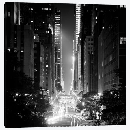 42nd Street Canvas Print #ICS216} by Adam Garelick Canvas Artwork
