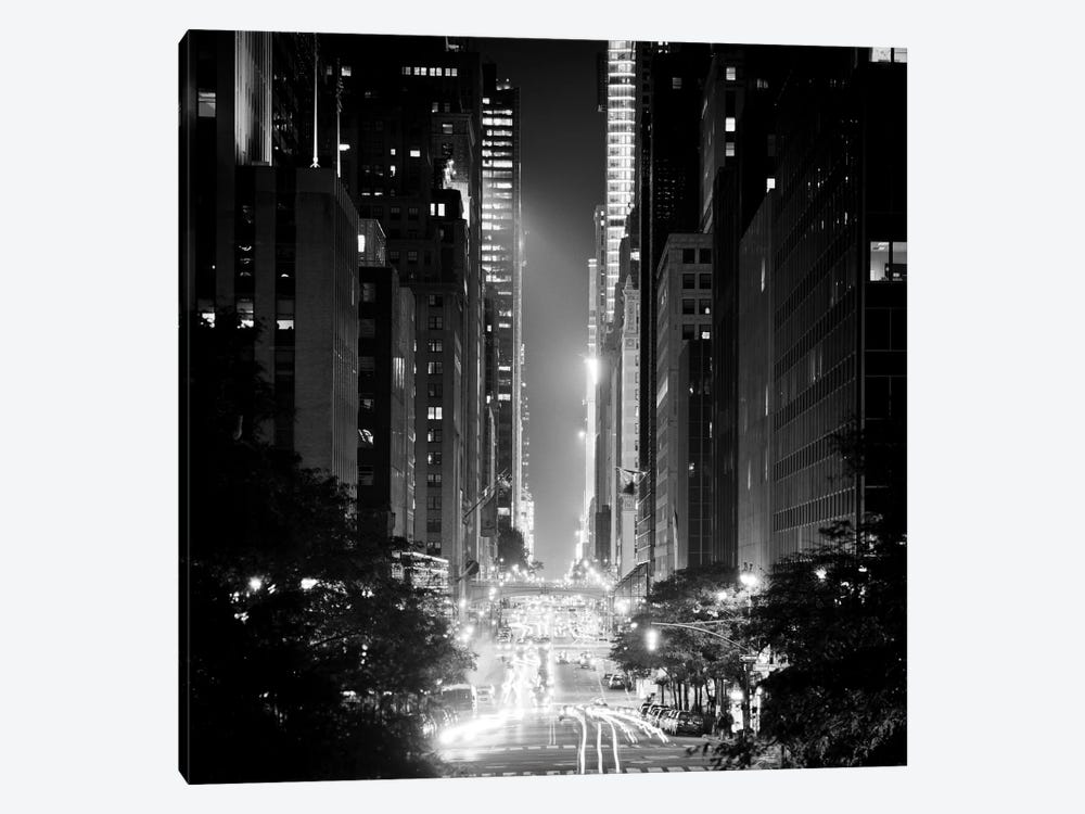 42nd Street by Adam Garelick 1-piece Canvas Art