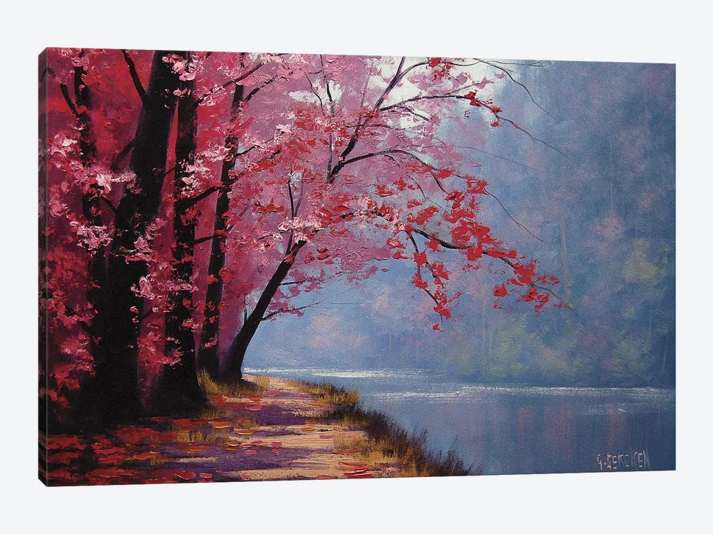 River Bend by Graham Gercken 1-piece Canvas Wall Art