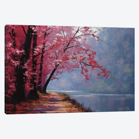 River Bend Canvas Print #ICS229} by Graham Gercken Canvas Artwork