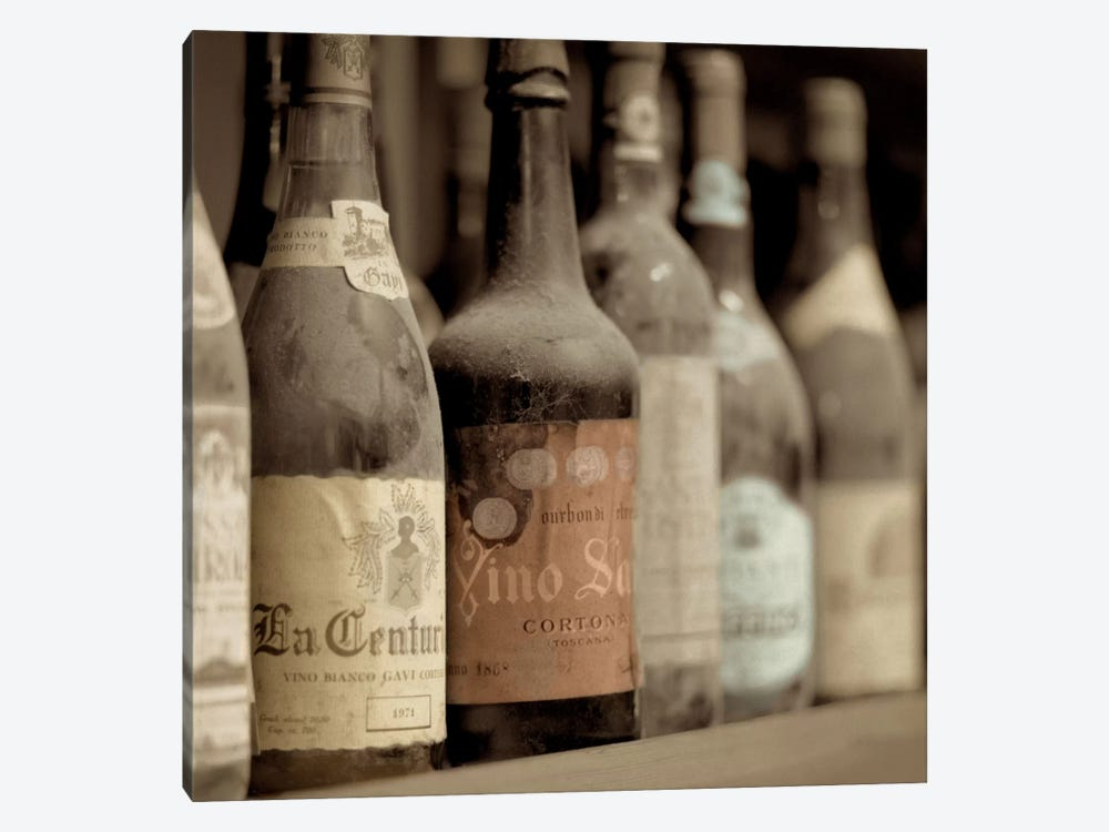 Enoteca a Cortona No. 1 1-piece Canvas Artwork