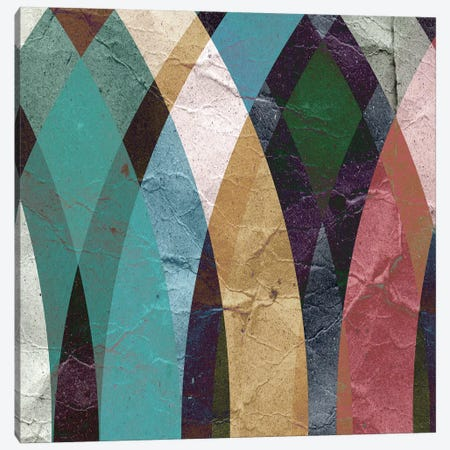 Geometric Design 3 Canvas Print #ICS231} by GraphINC Studio Canvas Print