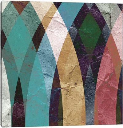 Geometric Design 3 Canvas Art Print