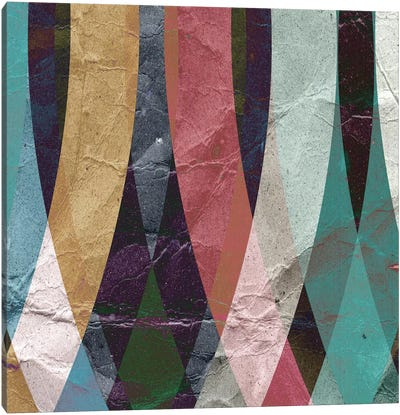 Geometric Design 4 Canvas Art Print