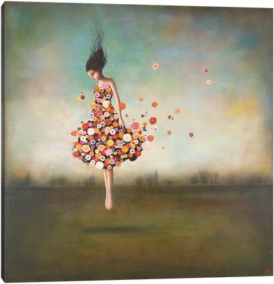 Boundlessness in Bloom by Duy Huynh Canvas Artwork