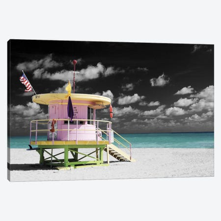 A Day at the Office Canvas Print #ICS239} by Scott Henderson Canvas Art Print