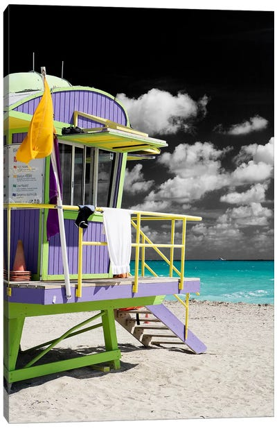 A Day at the Office 2 Canvas Print #ICS240
