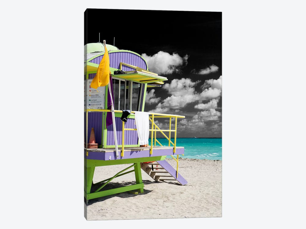 A Day at the Office 2 by Scott Henderson 1-piece Canvas Print