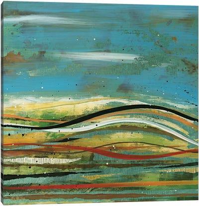 High Plains 4 Canvas Art Print