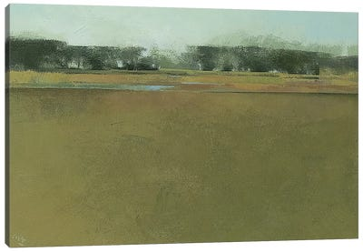 La Cienega Canvas Art Print