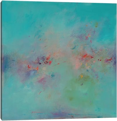 Untitled Abstract No. 3 Canvas Art Print