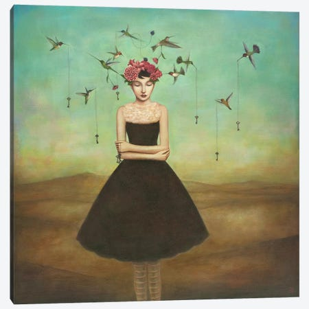 Fair Trade Frame of Mind Canvas Print #ICS255} by Duy Huynh Canvas Wall Art